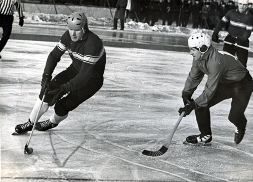 Александр Рыбин в игре