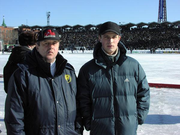 2006 год. Сын Валерия Токмакова Андрей вырос в арбитра международной категории, работал на чемпионатах  мира, розыгрышах Кубка мира.