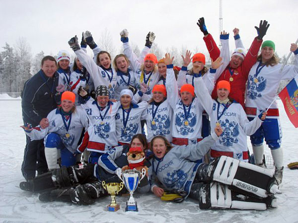 2009 год. Сборная России – чемпион мира  среди девушек не старше 17 лет
