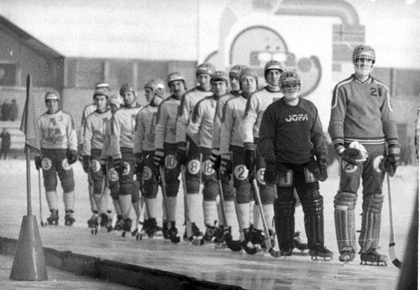 """Локомотив"" на старте сезона 1985/86"
