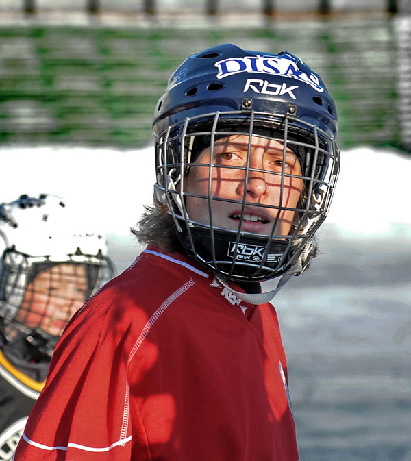 Галина Михайлова стала одной из первых  российских хоккеисток, отправившихся играть за шведский клуб