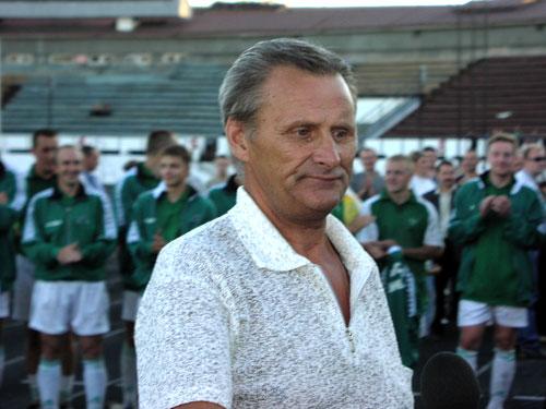Август 2002 года. На праздновании 10-летия «Сибсканы»
