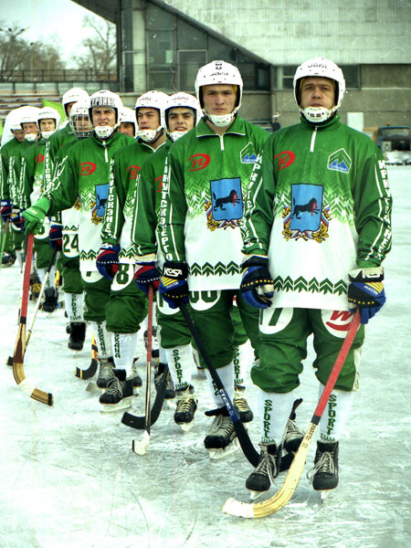Перед стартом чемпионата в Иркутске