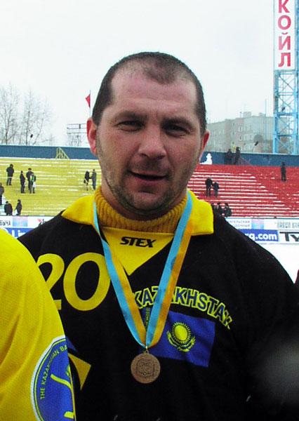 С бронзовой медалью  чемпионата мира