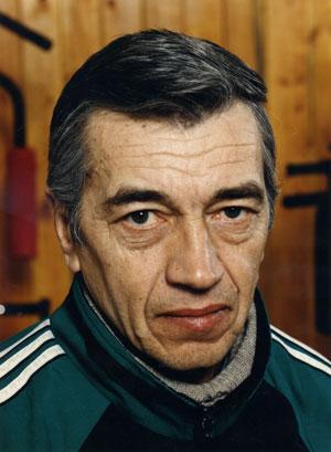 Борис Баринов