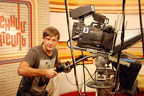 29 ноября 2010 года. В студии программы «Утренний коктейль»