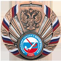 Бронзовая медаль чемпионата России