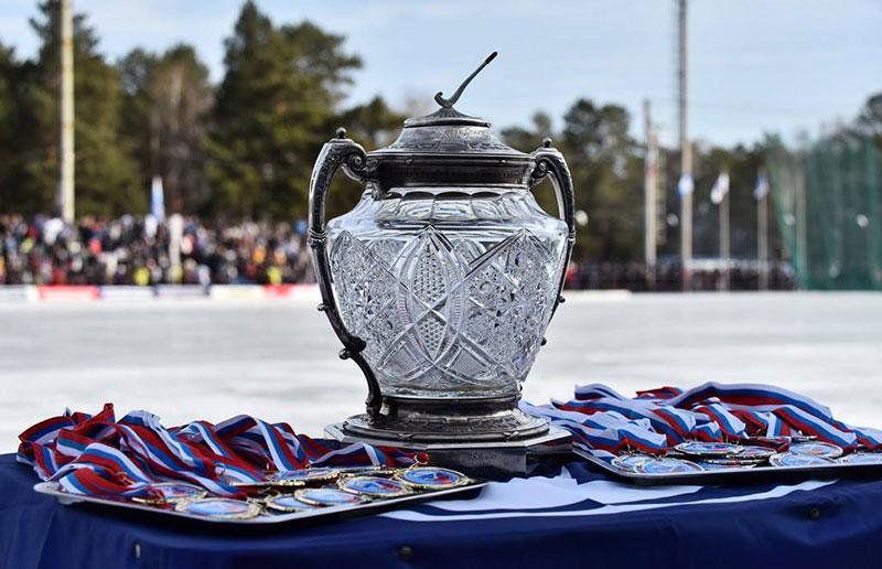 Кубок России, старейший из разыгрываемых в стране спортивных призов,   в ожидании своего обладателя