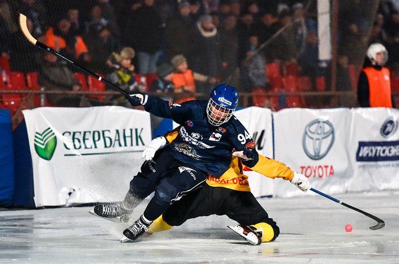 Егор Егорычев, пришедший в команду в декабре,   сполна проявил свои бойцовские качества