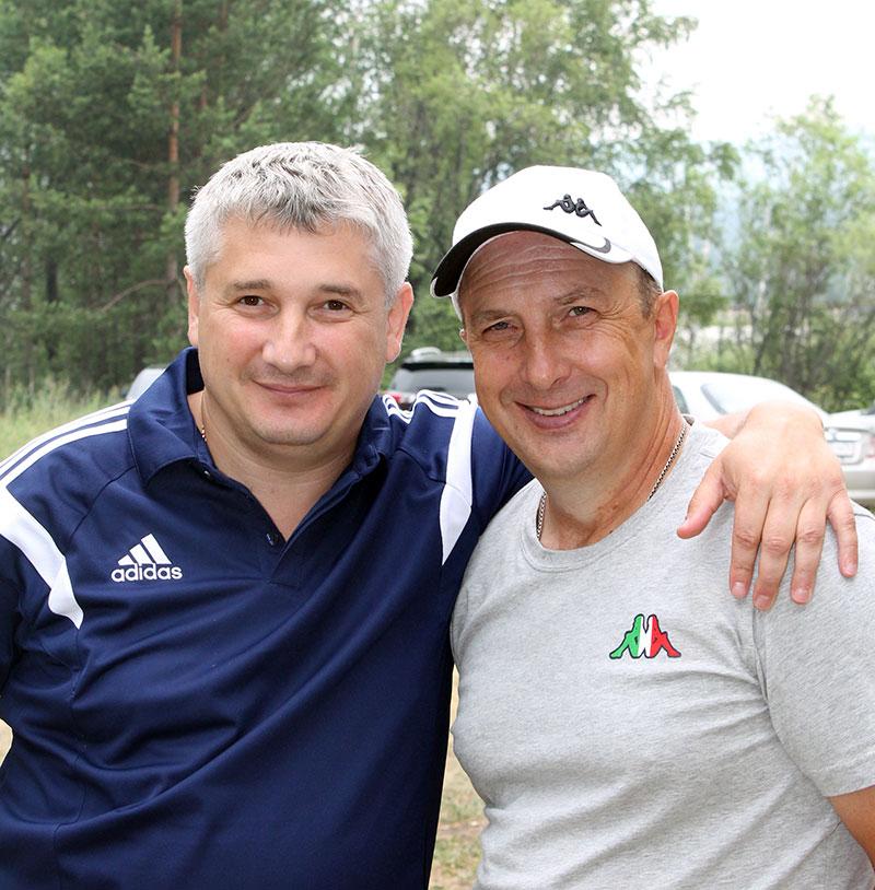 С Евгением Ерахтиным Виктора   Захарова связывает давняя дружба